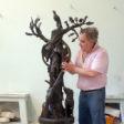 Скульптор Игорь Селиверстов